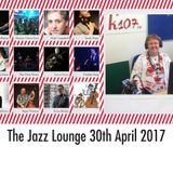 The Jazz Lounge Radio Show on K107fm Community Radio with Grace Black 30th April 2017