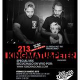 1000DRAGONES_213_-_KINGMATU & PETER (WARM UP @MAGENTA MARACAIBO) FEB 2015 - LIVE !!