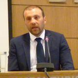 K.Χατζημιχαήλ-Πρόεδρος Εμπ.Συλ.Αλεξανδρούπολης -Ασφαλιστικό Ταμείο