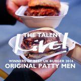 The Talent Live! - The Original Patty Men - Live! Arts Radio Birmingham