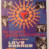 Westbam @ Loveparade 1992 Ravesatellite 04.07.1992