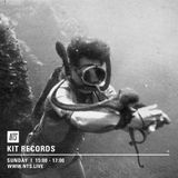 Kit Records (Underwater Special) - 7th August 2016