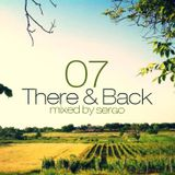 There & Back 07 Mix by Sergo (Deep South Edition)