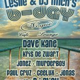 Dave Kane Live @ VOGUE for Leslie & Dj Mich Birthday