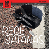 "REGE SATANAS 358 ""Paura Per Voi"" @ Red Light Radio 03-04-2019"