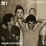 Naomi Asaturyan - 13th October 2019