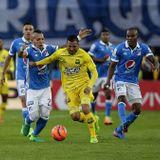 Millonarios vs Bucaramanga , Liga FPC - Junio 4