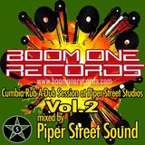 Boom One's Cumbia Rub-A-Dub Session at Piper Street Studios Vol.2