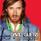 David Guetta – DJ Mix 243 – 19-02-2015