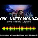 KPK - Natty Monday show : Jungle Dubwise edition @ Nujungle radio (07.03.2016)