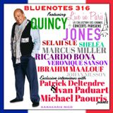 bluenotes 316 Deltendre/Paduart/Quincy Jones