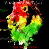 Strictly Reggae Roots and Culture Mix