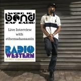 WIB Rap Radio Episode 312 - ethemadassassin