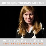 UX Design Therapy meetup