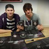 Camo & Krooked (Hospital Records) @ Hospital Records Show, Rinse.fm 106.8 FM - London (25.09.2013)