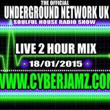 MIKE TOUHEY LIVE MIX @ WWW.CYBERJAMZ.COM...18/01/2015....2 HOUR LIVE MIX
