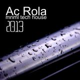 |ketum] minimal tech house mixed by Ac Rola LG MGbooking tel Aviv