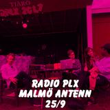 PLX: TJÄRÖ LIVE - 25/8 2017 - MUSIC SELECTION: RadioPLX feat. Malmö Antenn