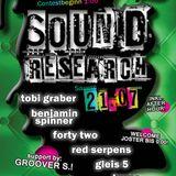 Tobi Graber - Soundresearch Final@Inside Emmendingen 21.07.2012