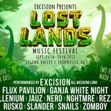 Shaq Aka DJ Diesel - Lost Lands Festival 2018