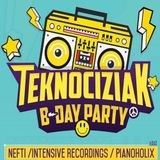 Nefti - Live @ Teknociziak B-Day Party 29.04.2017