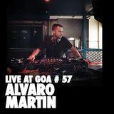 Alvaro Martin| Goa 22 Aniversario | Red Line | 26  Noviembre 2016