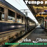 Jeka Lihtenstein MIDNIGHT EXPRESS Radio Show 003 on TEMPO radio
