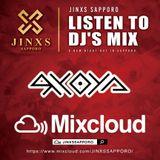 JINXS RADIO #002 DJ RYOYA