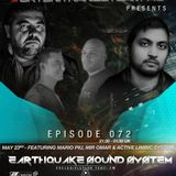 Earthquake Sound System 072 (Active Limbic System Guestmix)