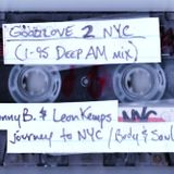 DJs. DONNY BURLIN & LEON KEMP - Goodlove.Bmore 2 Body-n-Soul.NYC (I-95 North Deep AM Mix Tape-2002)
