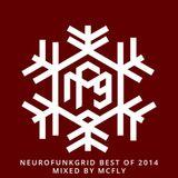 NeurofunkGrid Best Of 2014 Mixed By Mc Fly