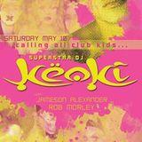 Superstar DJ Keoki live at LOVE Nightclub 5-10-14