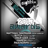 Raresh @ Nights.ro Awards 2013,Arenele Romane (22-02-2013)