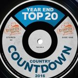 SteveCee Country: Year End Countdown 2016 - NNBC 106.9