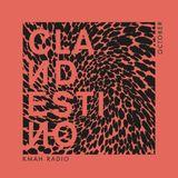 Clandestino KMAH Radio Show - Oct 2018