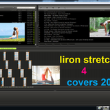 lironaerobic stretching 4 covers 2017