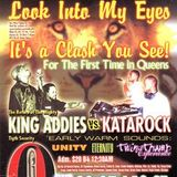 KING ADDIES VS. KATAROCK  TAPE# 1 SIDE A  11/19/1999