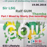 GOGO Music CD Launch Live Recording at 033 Lifestyle. Part. 1 (Mixed by Shorty)