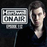 Hardwell - On Air 112.