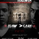 Andres Gil @ 5th Anniversary Warp Music (Cartago - Valle)_TechnoHalloween_31.10.2015