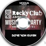 DAVE VAN GUTEN - ROCKY CLUB ASPE