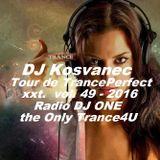 DJ Kosvanec - Tour de TrancePerfect xxt vol.49-2016 (Uplifting Mix)