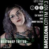 Talkin ink with tattoo artist Cat Bugni