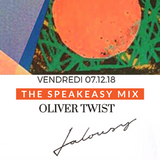 Jalousy Brussels, December 7th / The Speakeasy Mix by Oliver Twist