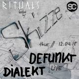 DEFUNKT DIALEKT live @ Rituals hosted by Skizze [Suicide Circus]