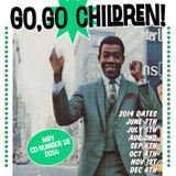Go, Go Children Mix CD 18 - compiled by DJ Dean and John Stapleton, May 2014