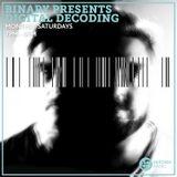 Binary Presents Digital Decoding 23rd March 2019