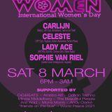 DJ Celeste @ (B)Us Women - Frisco Inn Amsterdam