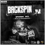BACKSPIN FM # 303 (08.02.2017)