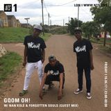 Gqom Oh! w/ Nan Kole & Forgotten Souls - 16th June 2017